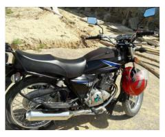Suzuki GS 150 cc Heavy Engine Black Color Model 2014 Sale In Rawalpindi