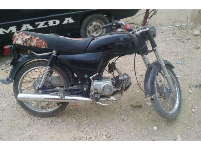 Gold Star Bike Powerful Engine New Tyre For Sale In Karachi