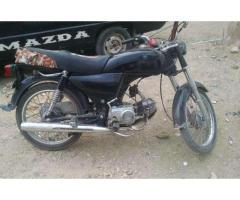 Gold Star Bike Powerful Engine New Tyre For Sale In Karachi