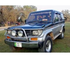 Toyota Land Cruiser Prado Automatic Perfect Condition Sale In Lahore
