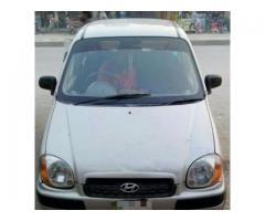 Hyundai Santro Model 2006 Original Documents Petrol Driven Sale In Lahore