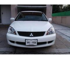 Mitsubishi Lancer Immaculate Condition Model 2007 Sale In Islamabad