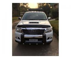 Toyota Hilux Scratch Less Condition Automatic  Model 2012 Sale In Islamabad