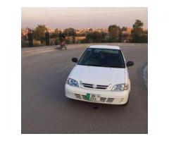 Suzuki Cultus Model 2014 Well Maintained Negotiable Sale In Multan