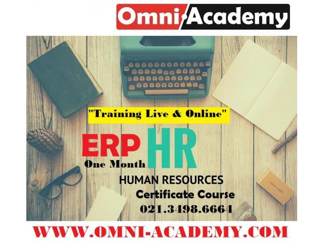 "ERP Certificate Course ""Live & Online"" One Month"