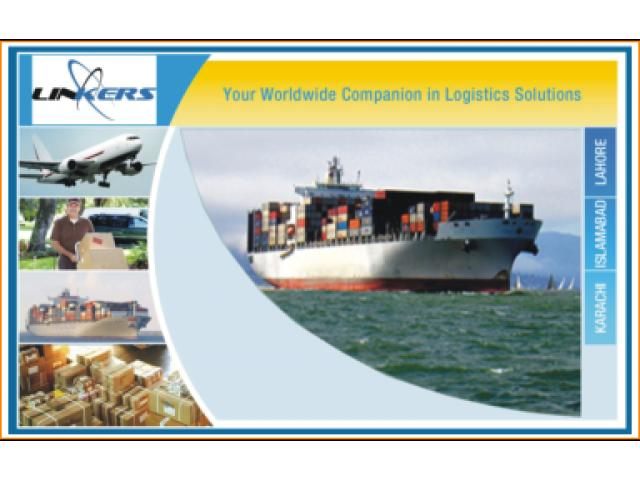 Linkers Moving-Storage and Freight Forwarders Import and Export