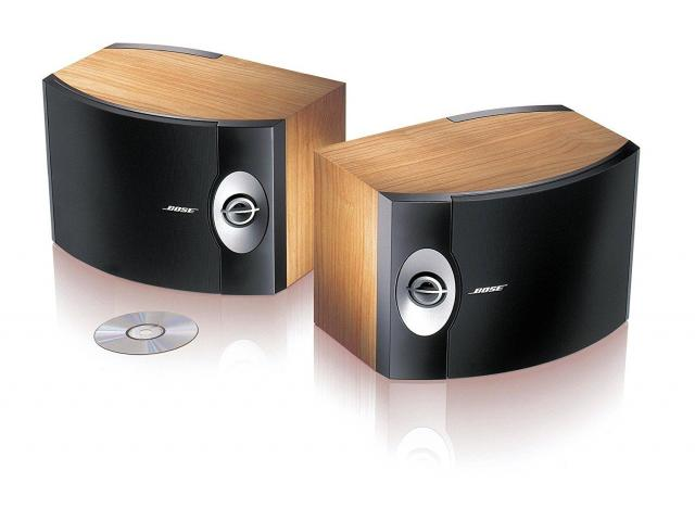 Bose 201 speakers