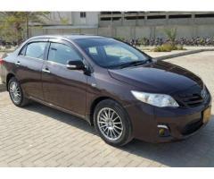 Toyota Corolla Auto (1.6 GLI)