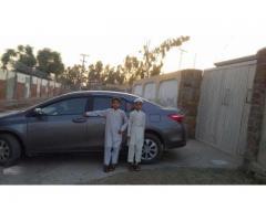 Toyota GLI Bank albaraka lease car for 5 years 30000/ inst per month