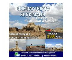 Avail Offer 1 Day Trip to Kund Malir Beach