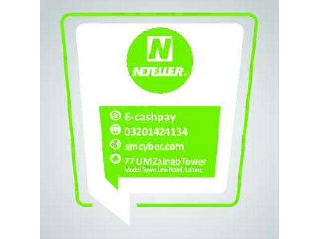 Deposit Neteller in Pakistan