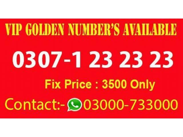 Golden Numbers Available