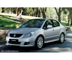Suzuki liana new car