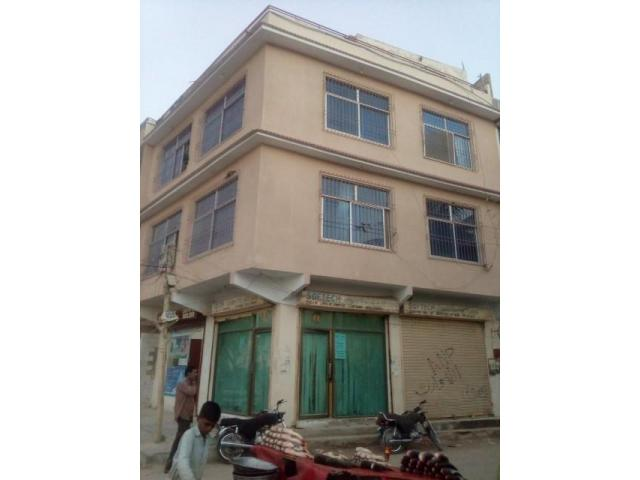 Corner-West Open House at Model Colony near Malir Cantt for Sale