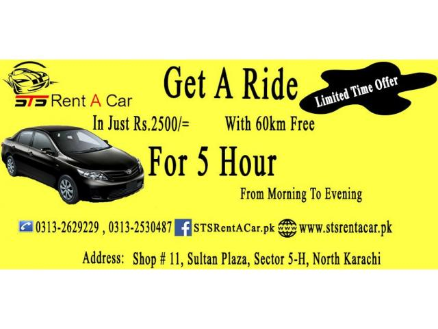 STS Rent A Car And Transport Service
