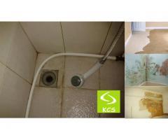 Bathroom Leakage Seepage Control Waterproofing Treatment Karachi