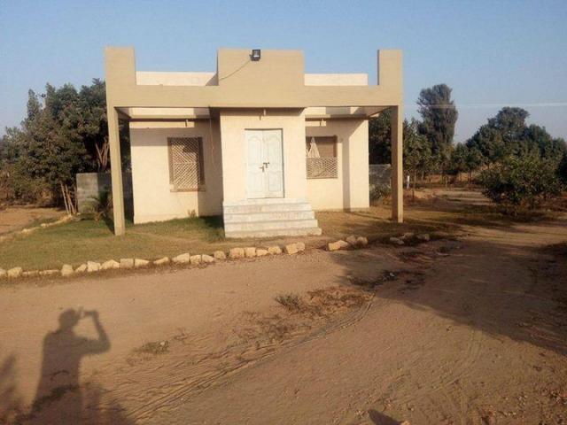 Farm House Open Plot & Land on installment 0331-2150877