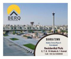 Bahria Town Phase 8 Rawalpindi