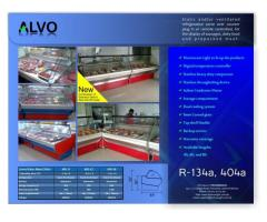 Meat Shop Equipment. Meat Chiller, Chiller for Meat Shop