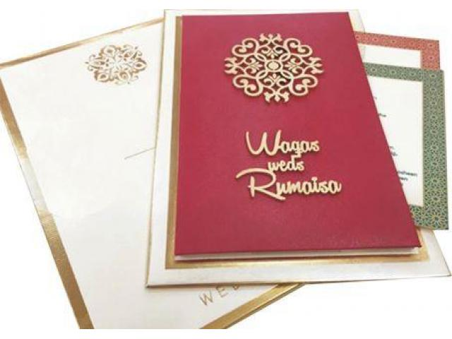 Wedding Cards Lahore Pakistabn