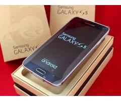 Samsung Galaxy S5, 16GB Charcoal Black Brand New