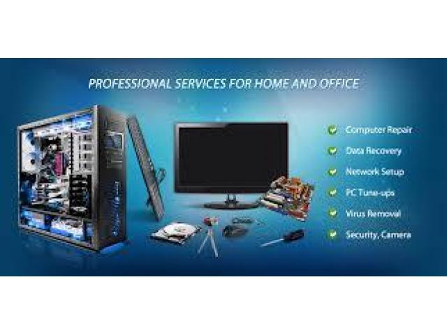 Fix & repair Networks Solution