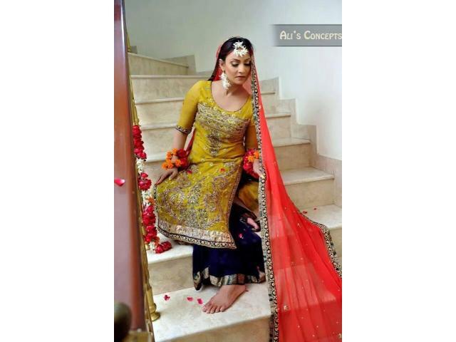 Zarqa Khan Boutique Bridal Collection