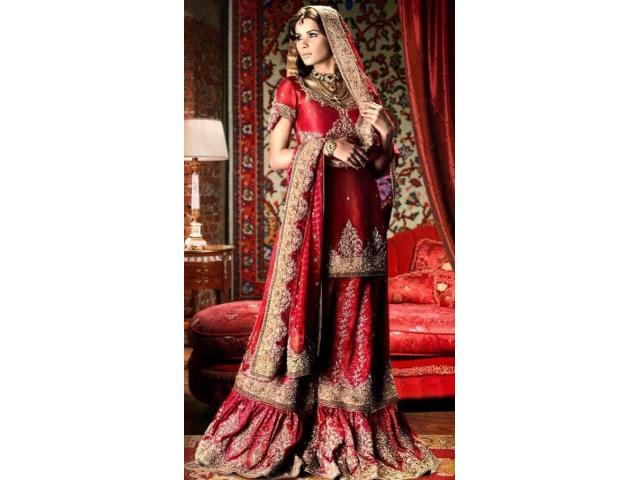 Zarqa Khan Boutique Bridal Collection