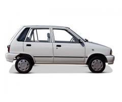 B2B GENUINE SUZUKI Mehran Ac/cng Mint Condition Car 2011