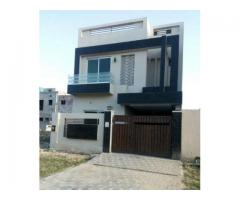 A good house for living in woods block near park paragon city lahore ..