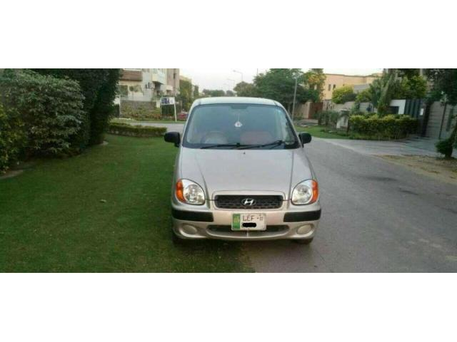 Hyundai santro club gv 2007 model outstanding condition over all