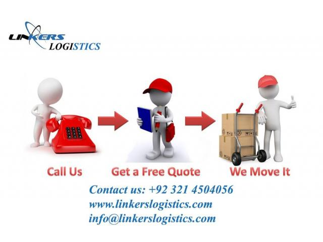 Quality Shows In Every Move We Make | Linkers Packers & Movers