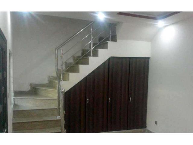 Wapda town 5 marla double story house
