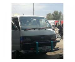 Toyota Hiace 1992 kota(4) for salee