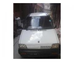 Mehran ganian condition car
