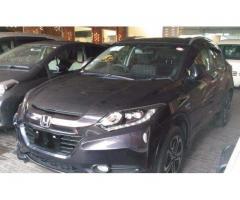 Honda Vezel Z 2014 verifiable Auction Sheet only 12000 km