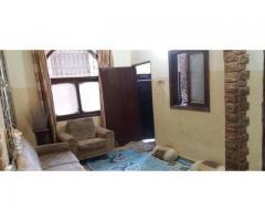 North nazimabad house 80 yards