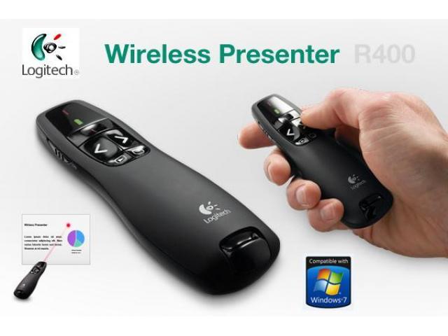 Wireless Presenter Price in Pakistan Logitech R400 Price in Pakistan