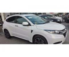Honda Vezel Z 2014 verifiable Auction Sheet 4.5 Grade FRESH CLEAR