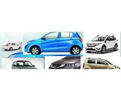 New City, New Cultus, Wagon R, Honda BRV, Mehran, Apply Through Bank