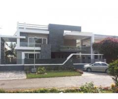 660 Sq Yards Brand New Bungalow with Basement for sale in F 11 / 1 Islamabad.