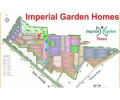 Imperial Garden Lahore Commercial And Residential Plot For Sale