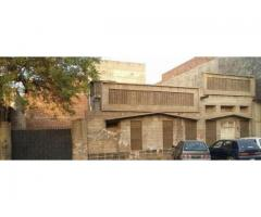13 MARLA Commercial House, Karbala Road Sahiwal