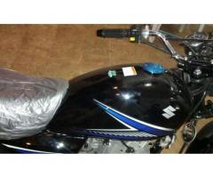 Suzuki Motorcycle Gs 150 Std Special Discount With Reg & Package