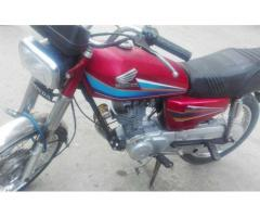 Honda 125 2008 genuine condition. read description