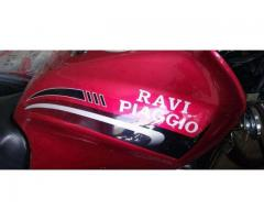 Sports Bike Ravi Piaggio 125cc FOR SALE
