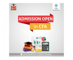 (Admission Open in CFA) PAC