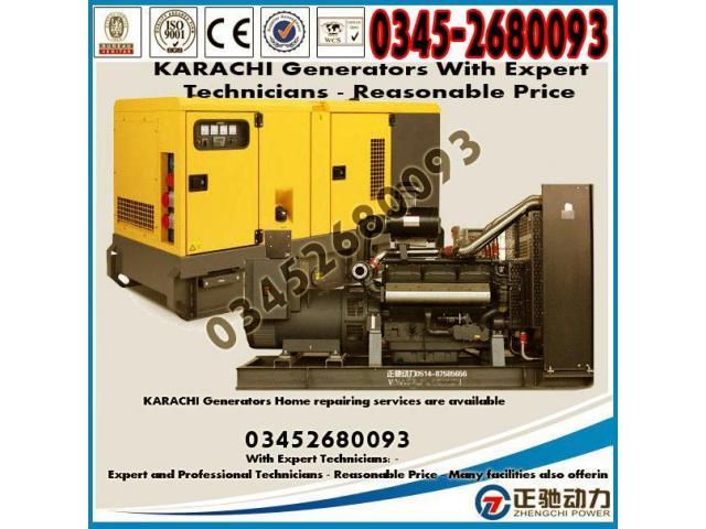 Generator Repairing SERVICES 03452680093