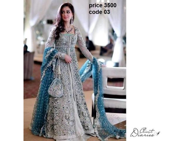 3 Piece embroidery suit Discount special offer