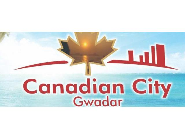 CANADIAN CITY Gwadar Residential Semi-Commercial and Commercial Plots